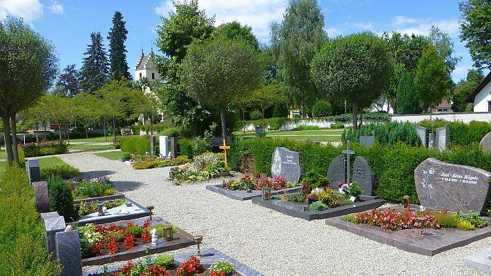 Friedhof in Blitzenreute