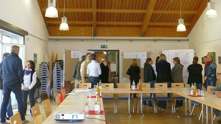 Workshop Fronhofen am 23.06.2015